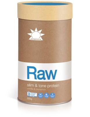 Raw Slim & Tone Protein (vanilla & Cinnamon)