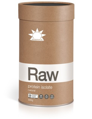 Raw Protein Isolate (Natural)