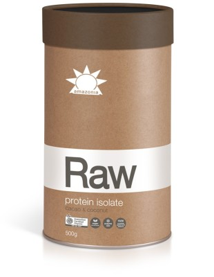 Raw Protein Isolate (Cacao & Coconut)