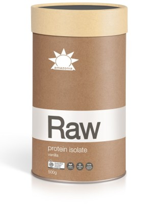 Raw Protein Isolate (Vanilla)