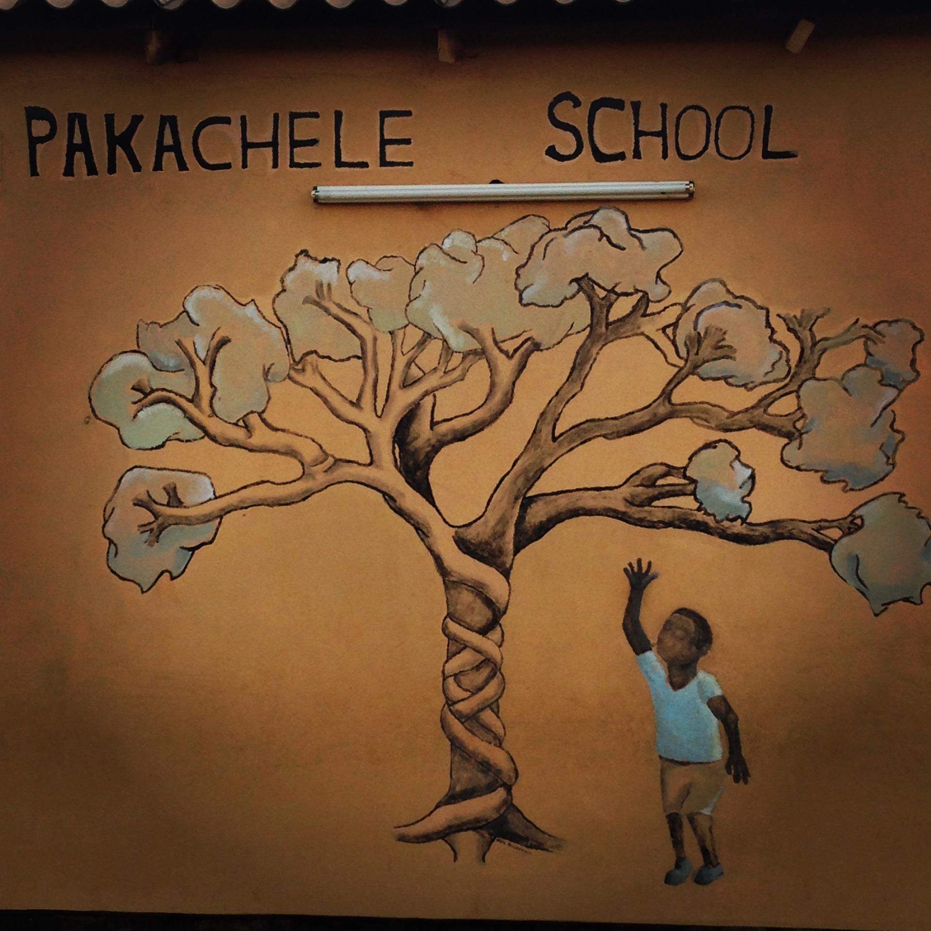 PaKachele Tree Mural