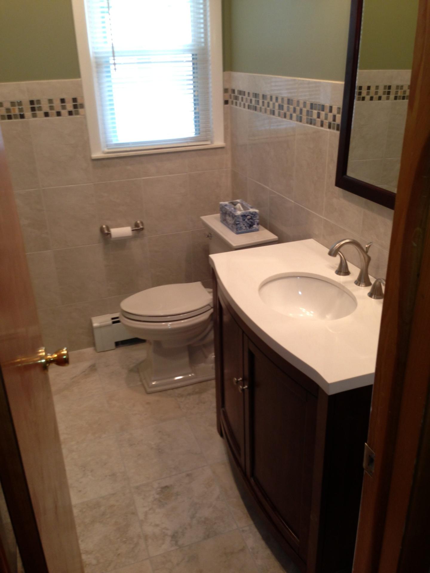 bathroom renovation contractor bloomfield nj