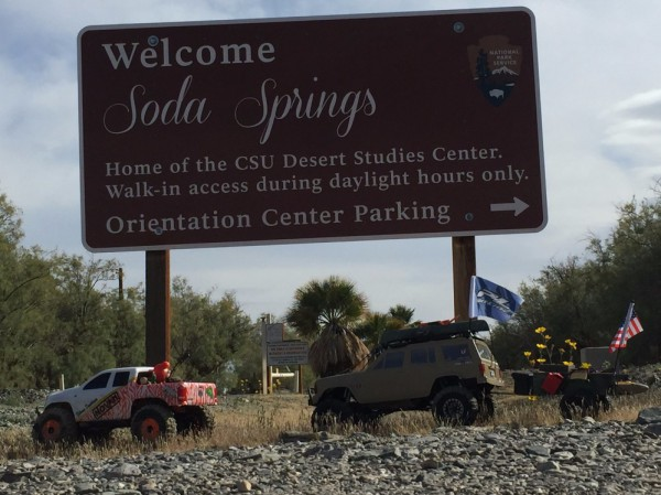 Soda Springs / ZZyxx Rd