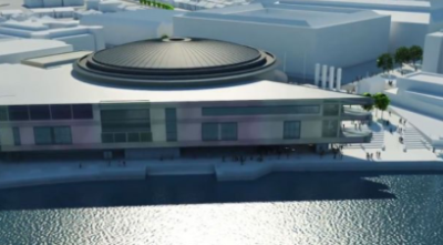 Waterfront Exhibition Centre