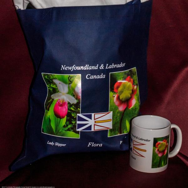 Newfoundland Tote Bag and Mug