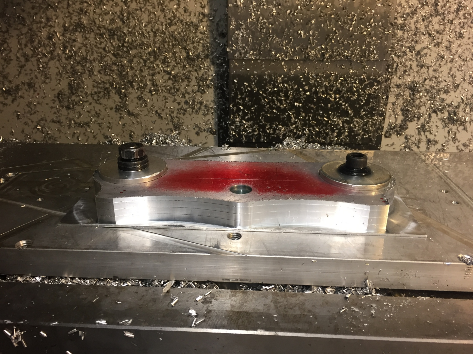 Upper Tree in CNC Machine