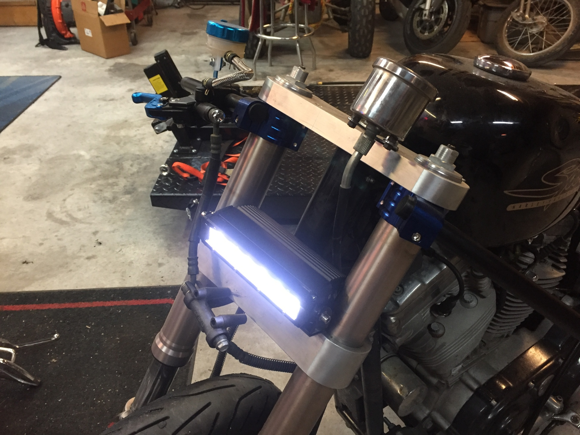 New Front End Configuration