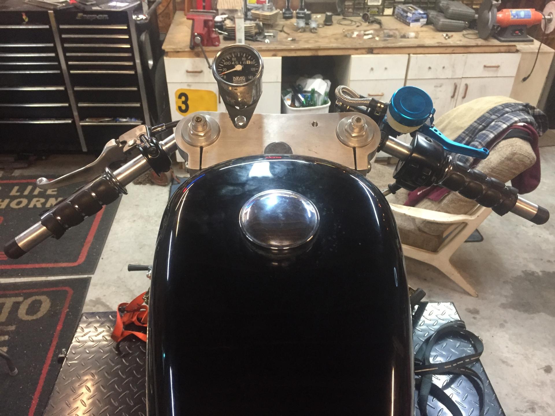 Rider's View