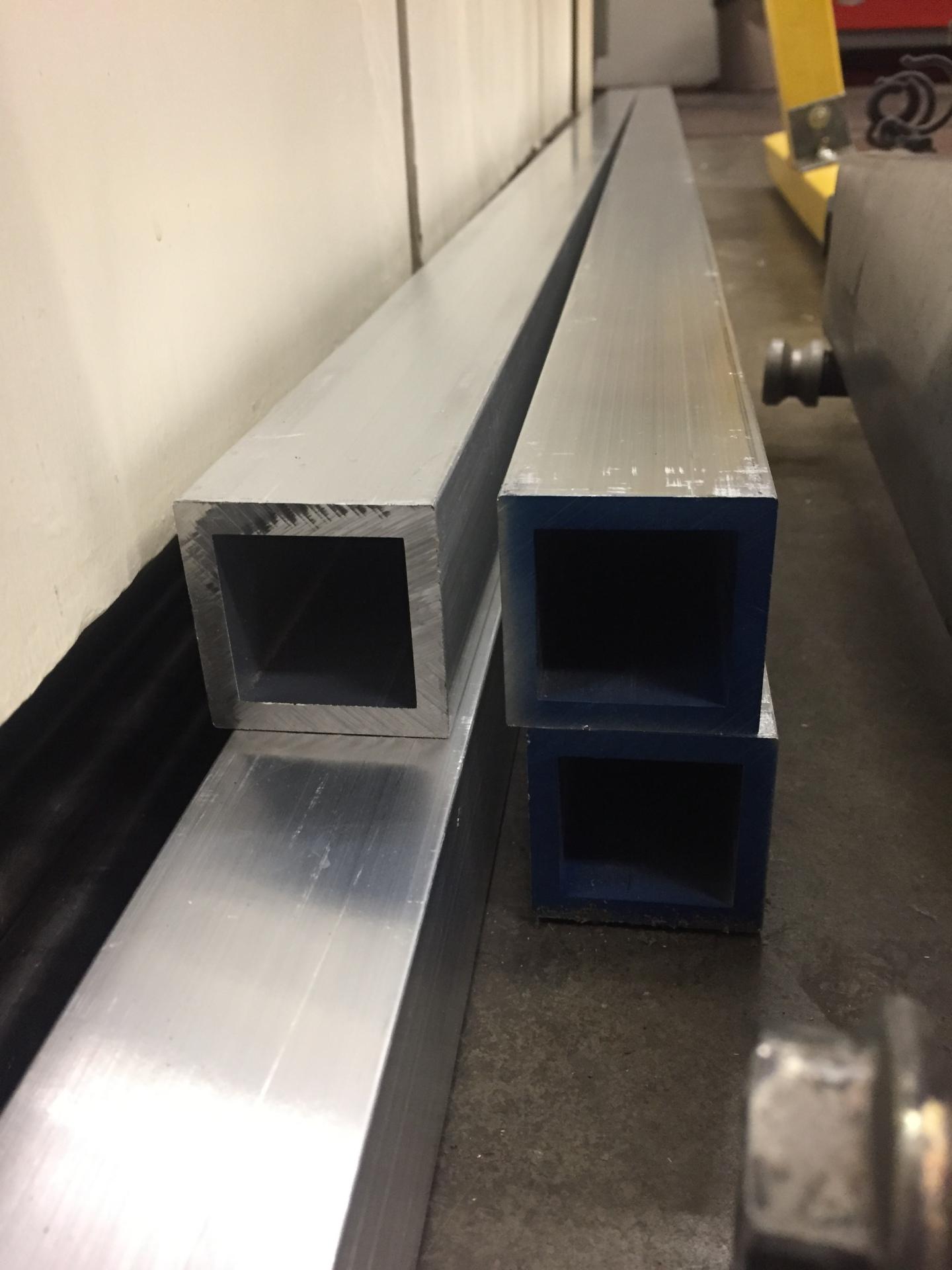 Tube Stock for Swing Arm