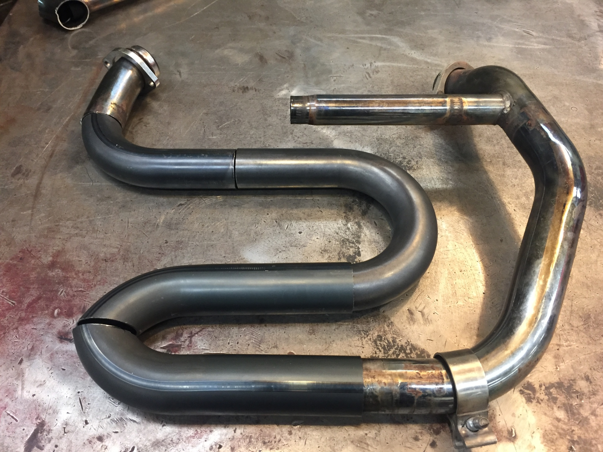Exhaust Fab