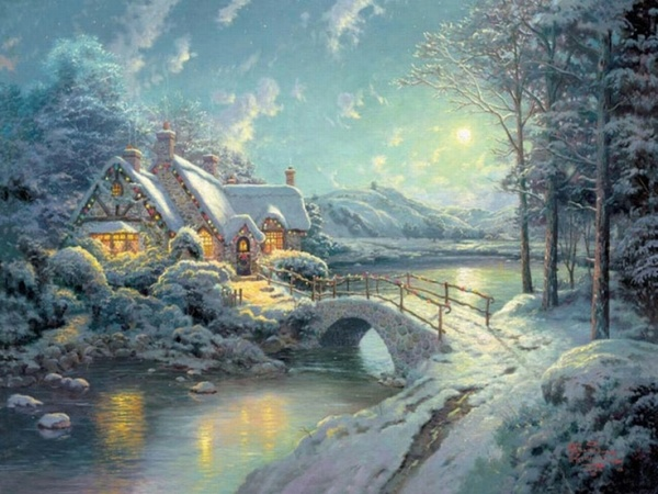 Reflecting Christmas- The Introduction