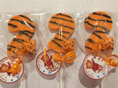#2 Tiger Lollipops