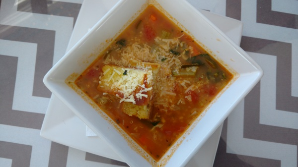 Chef's Soup Creation
