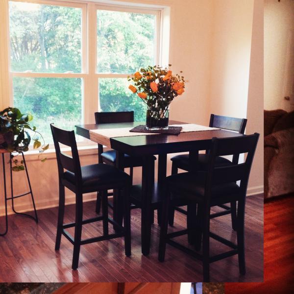 Furniture rental & tablescape