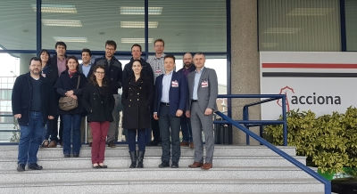 E2District 12 Month General Meeting at Acciona, Madrid