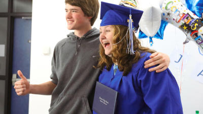 Just for Jaimie: BHS plans early surprise commencement for an ailing senior