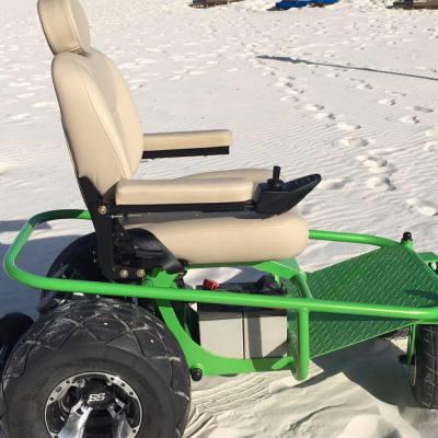 motorized beach wheelchair rental
