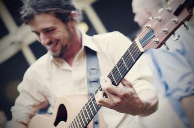 David Brown Baritone Guitar