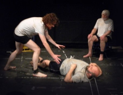 Adam (Andy Curry), Edward (Andy Love) and Michael (Richard Easterbrook)