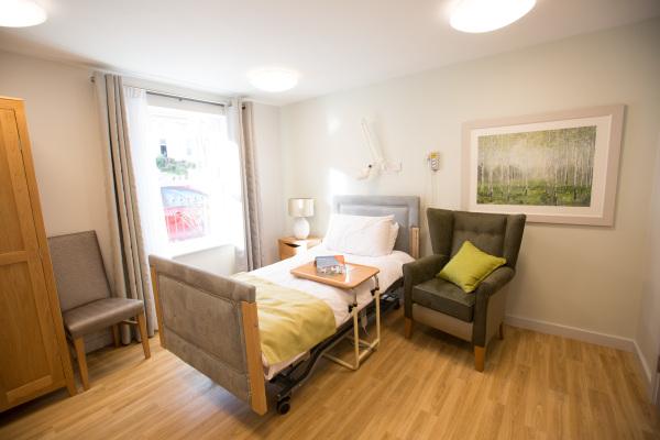care home interior designr