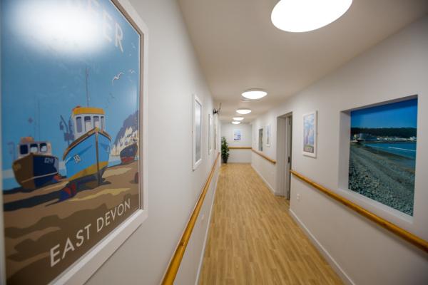 Dementia friendly interior