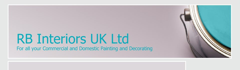 RB Decorating Services