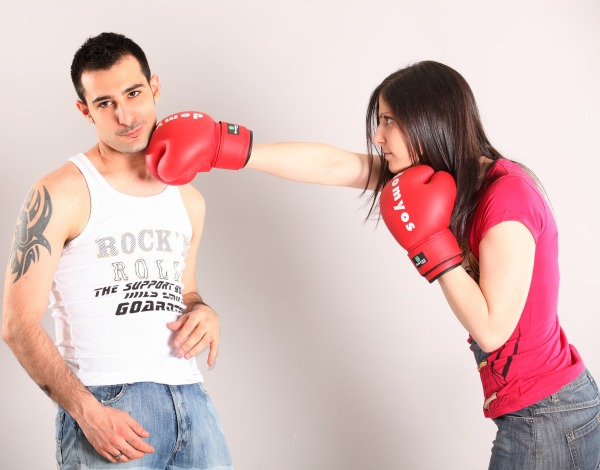 5 Rules for Friendly Fighting