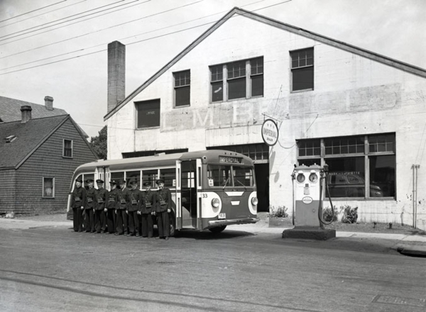 courtesy of the N.S. Archives - Portland St. Dartmouth