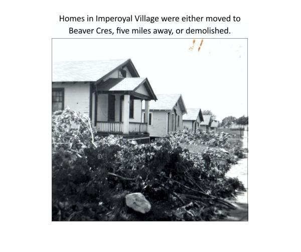 Imperoyal Village Woodside 1962