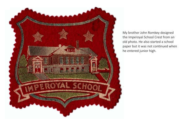 Imperoyal School Crest