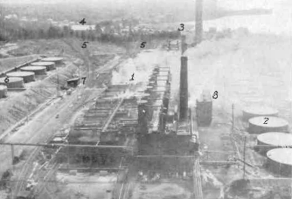 Imperial Oil Review 1921 Dartmouth Refinery