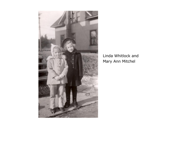 Linda Whitlock and Mary Ann Mitchel