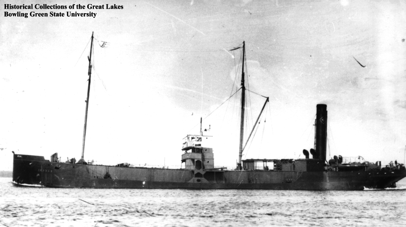 Imperial Oil Tanker Impoco 1913 to 1921