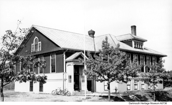 Imperoyal School served the communities of Imperoyal, Woodside, and Eastern Passage from 1920-1962
