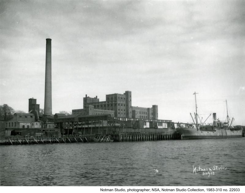 Acadia Sugar Refinery, Dartmouth, NS