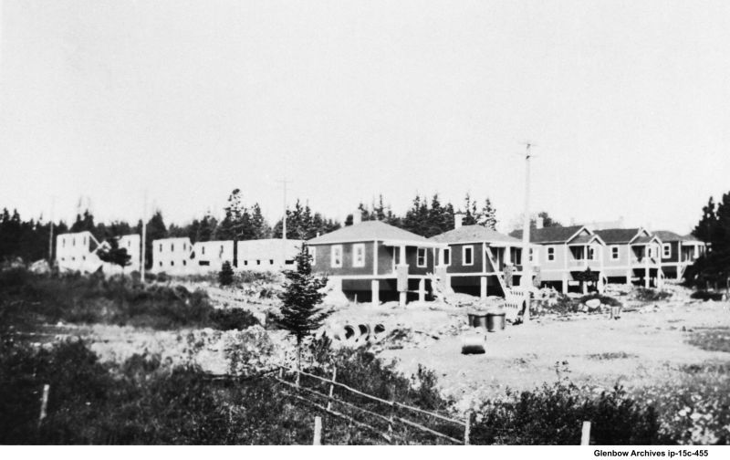 Imperoyal Village Under construction 1919