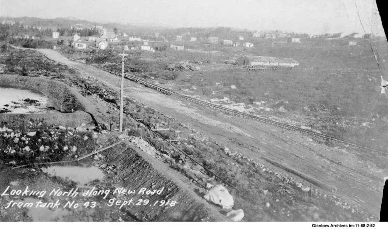 Pleasant Street, Woodside, Dartmouth September 29, 1918