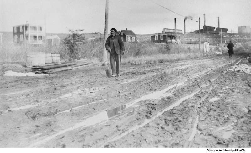Eastern Passage Road Dartmouth 1919-1920