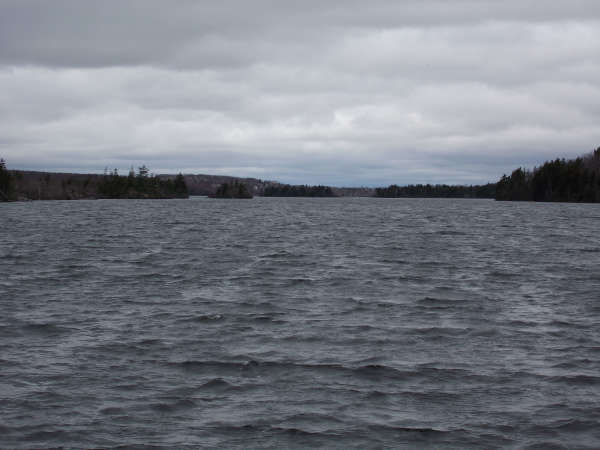 Kiwanis Park, Morris Lake