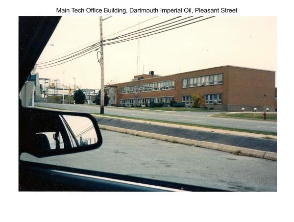 Pleasant Street, Main Tech Office Building Imperial Oil, Dartmouth