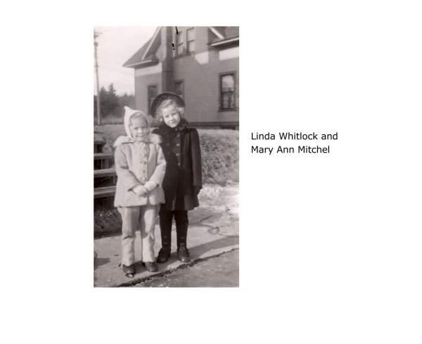 Linda Whitlock and Mary Ann Mitchel
