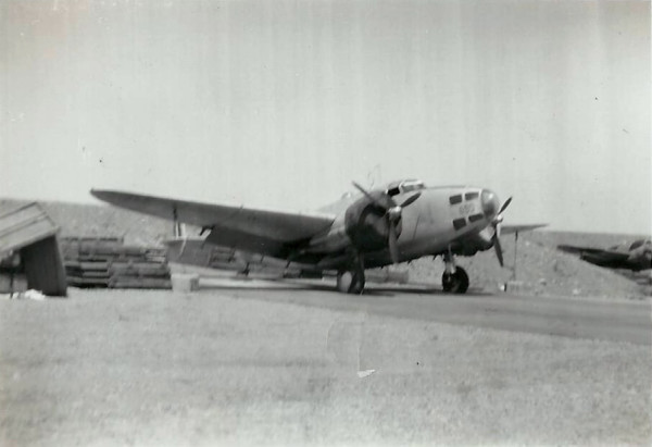 Lockheed Hudson Mk III bomber