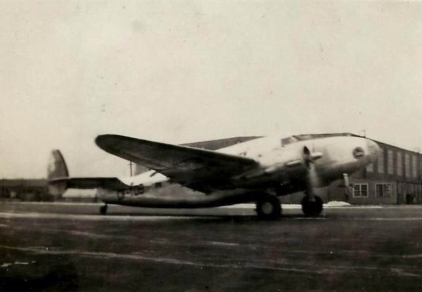 LOCKHEED HUDSON BOMBER light bomber and coastal reconnaissance aircraft