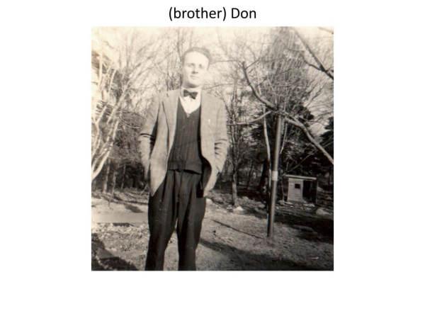Don Romkey (brother)