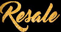 Ritzee Resale
