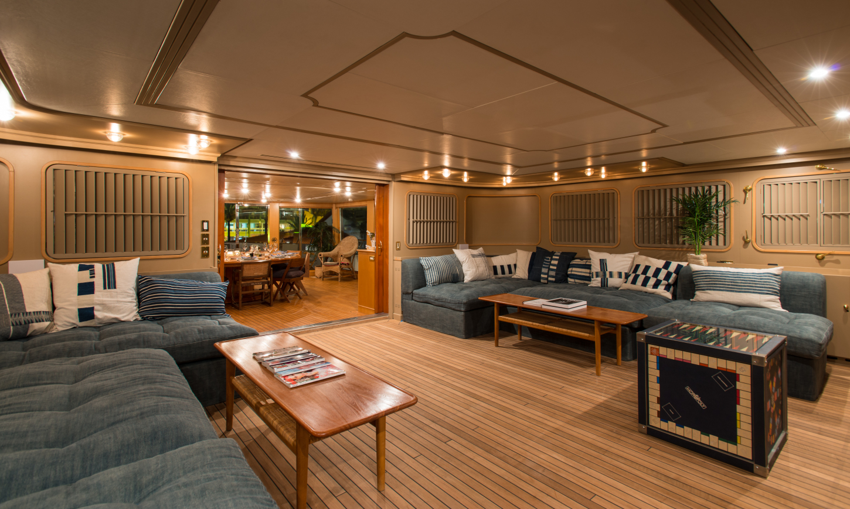 Super-yacht refits valencia