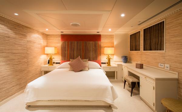 bedroom after refit