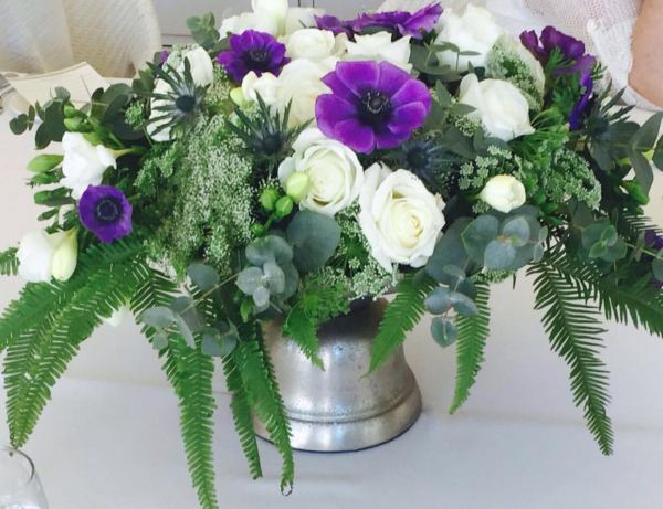 Flower arrangements for superyachts