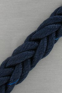 Ocean 8, 8 strand braided polyester lien