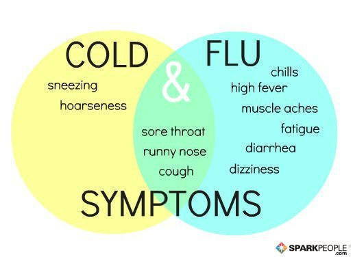 Is it a Cold, Flu, or Bacterial Infection?